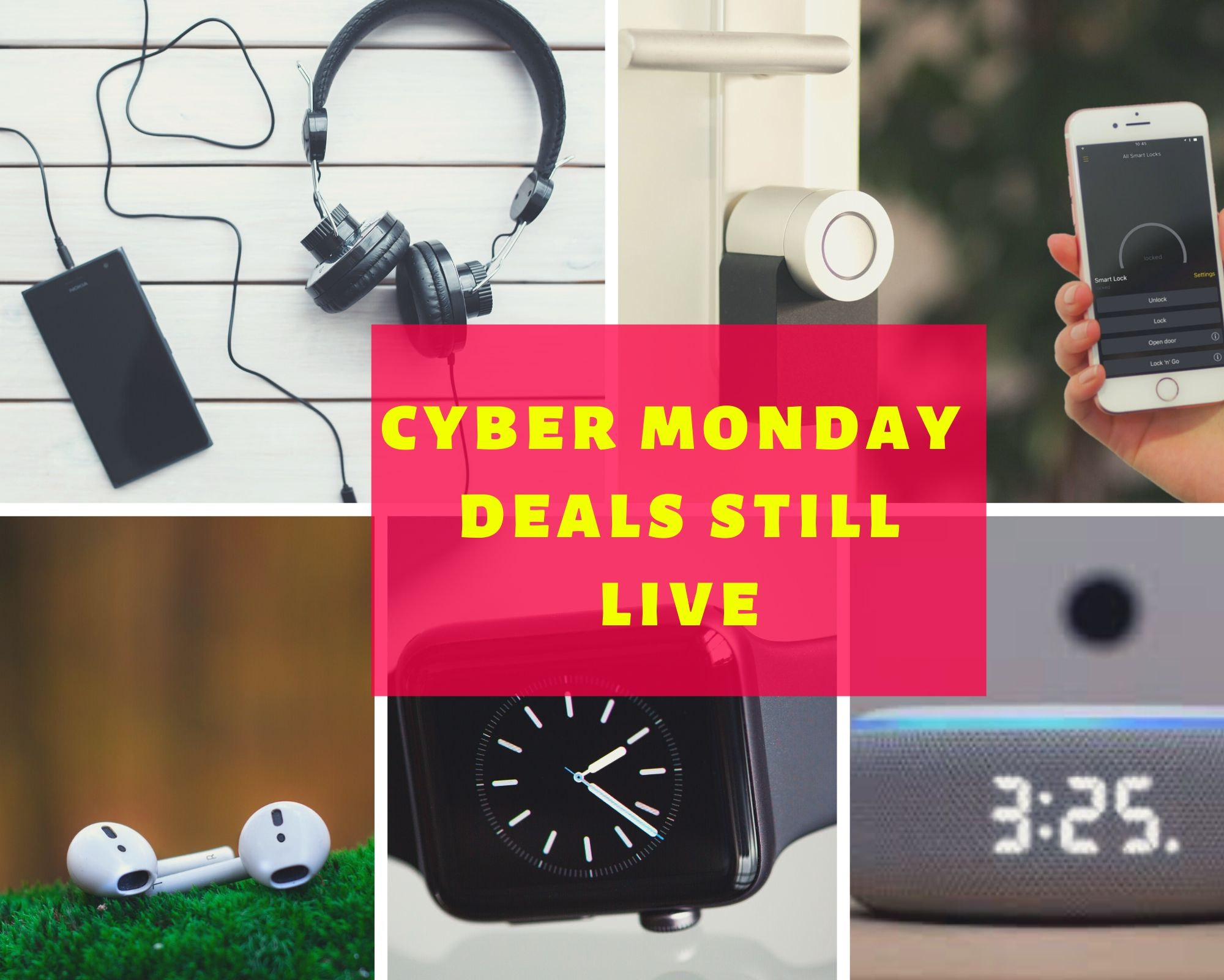 Cyber monday deals still live