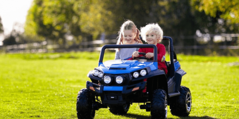 best children's electric cars